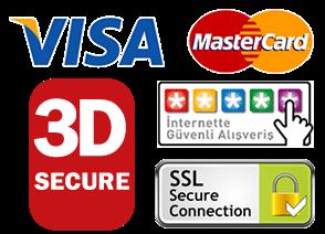 3d ödeme yöntemi ile güvenli alışveriş