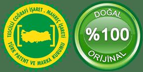 Coğrafi İşaretli Ürün %100 Doğal